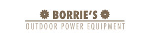 Borrie's Outdoor Power Equipment